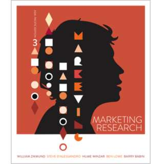 FREE SHIPPING - Marketing Research APAC 3rd Edition + extensive notes (usyd)