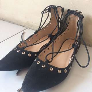 Something Borrowed Ballerina Shoes