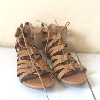 Payless Gladiator Shoes