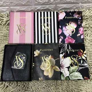 VICTORIA SECRET PASSPORT HOLDER