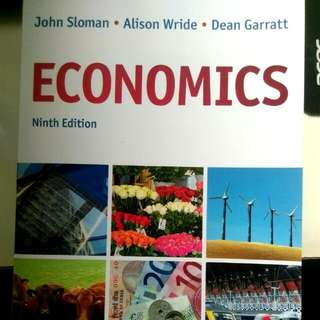 Economics 9th Ed.