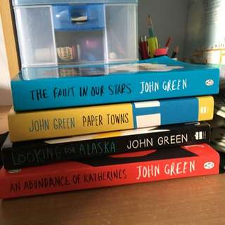 John Green Titles