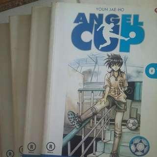 Angel Cup Komik Seri