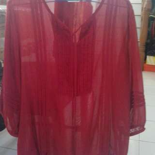 Red Blouse MINT