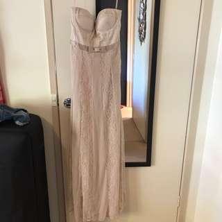 "Seduce ""Luxe"" Strapless Dress"