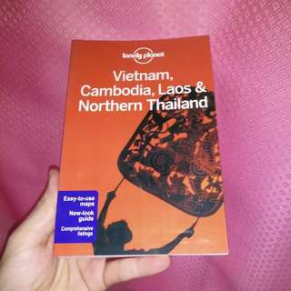 Lonely Planet VIETNAM, CAMBODIA, LAOS, NORTHERN THAILAND
