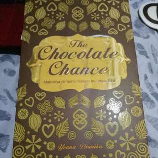 Novel : The Chocolate Chance