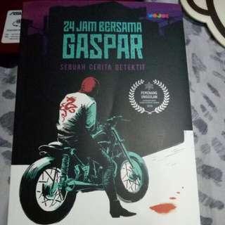 Novel : 24 Jam Bersama Gaspar