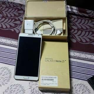 三星Note3 16 GB 4G全頻 3GB RAM
