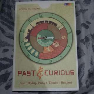 Novel : Past And Curious