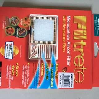Filtrete Microparticle Aircon Filter