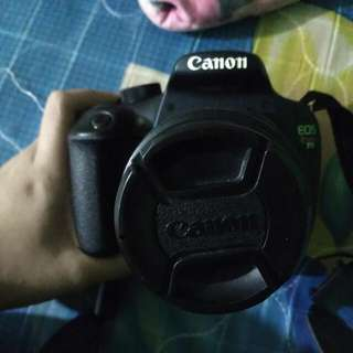 DSLR CANON REBEL T5