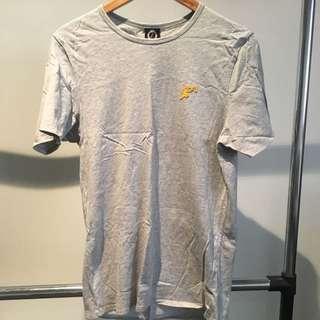 Agnes B Sport Grey Tshirt