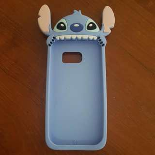PRICE REDUCED !!! Disney S7 Stitch Samsung Phone Cover