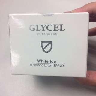 Glycel White Ice Whitening Lotion SPF30 亮白雪肌防曬乳 30g