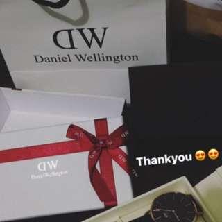 Daniel Wellington Testimoni
