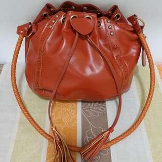 Korean Hobo Messenger Bag