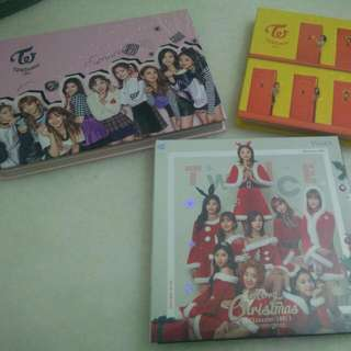Promotion Twice Album Bundle Lane1+2