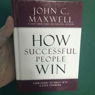 How Successful People Win By John Maxwell (Hardbound)