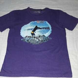 Kaos - Casual Art - Purple
