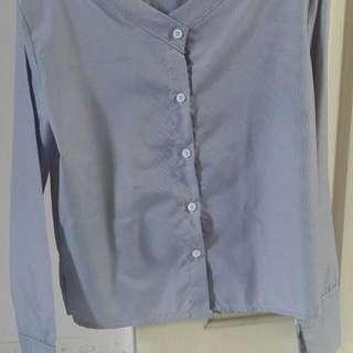 Korean Inspired Cotton Shirt