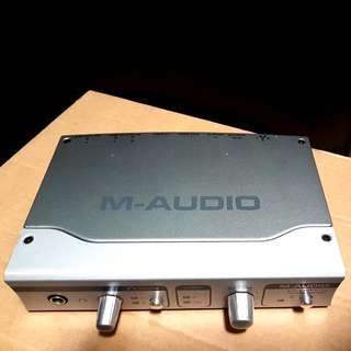 M-Audio Audiophile