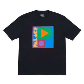 Palace Geo P T-Shirt Authentic!