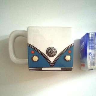 全新 懷舊車陶瓷杯 收藏品 Vintage Campervan Cup 100% New Collectible