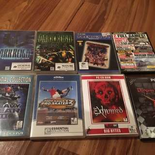 Pc CD-ROM Games