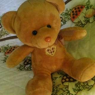 Nici Teddy Bear Stufftoy