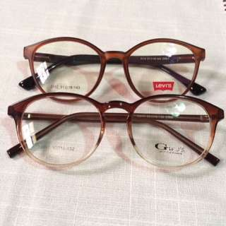 Kacamata Coklat
