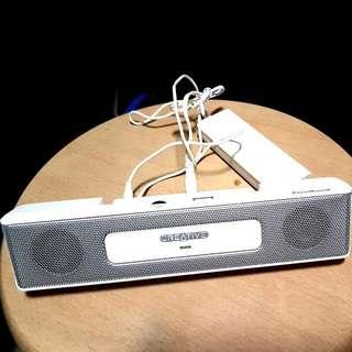 Creative Travel Notebook 500 Speakers