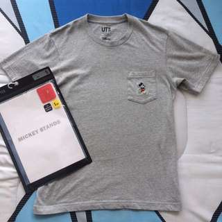 Uniqlo X Mickey Mouse Size S (new)