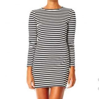 Bec & Bridge Stripe Dress
