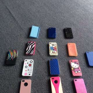 iPhone 4 Cases And Top Baby Blue One Is For 5s