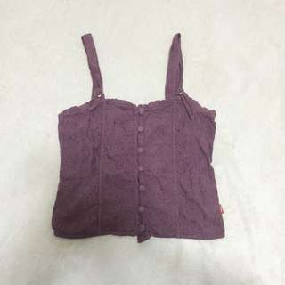 Mossimo Kids/ Crop Top For Adults