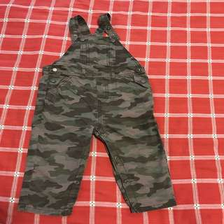 Boy's Overall