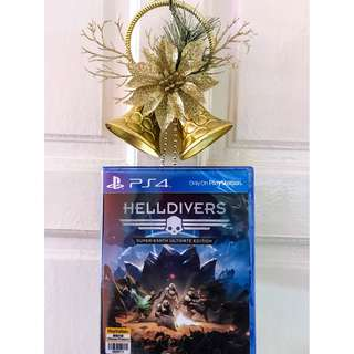 Helldivers : Super Earth Ultimate edition
