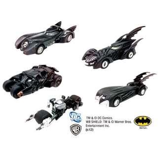 Tomy Tomica 蝙蝠俠 戰車