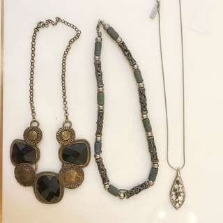 Further Reduced! Assorted Necklaces