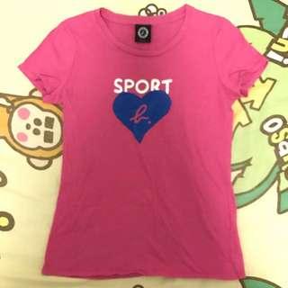 Sport b. T-shirt [正貨]