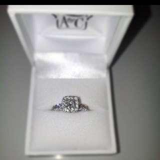Diamond Ring 🌸🌸🌸