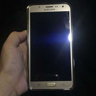 Samsung Galaxy J7 2015 Gold