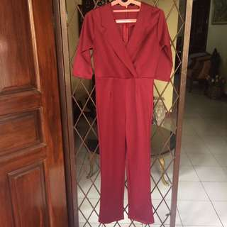 Pre❤️ Kimono Jumpsuit