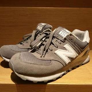 New Balance 574灰色