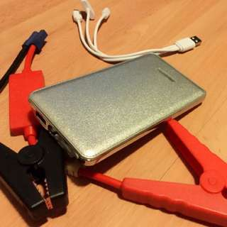 12v Mini Car Jump Starter 20000mAH Power Bank