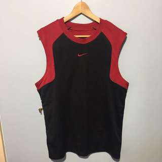 NIKE Reversible Basketball Singlet Top