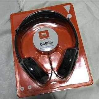JBL by Harman C300SI On-ear Headphones