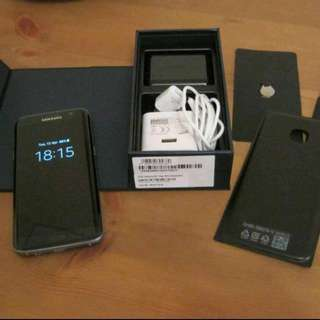 S7 Edge (Black Onyx) 32GB