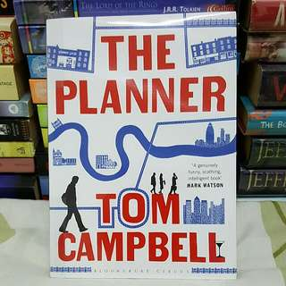 The Planner by Tom Campbell